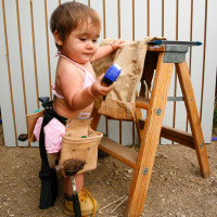 Toddler Tool Belt
