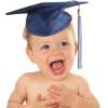 Graduate baby